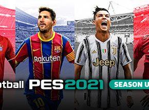 EFootball PES 2021 Free Download Mac Game