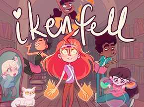 IKENFELL Free Download Mac Game