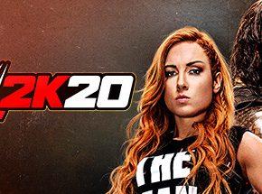 WWE 2K20 Free Download Mac Game