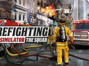Firefighting Simulator The Squad MAC Game Download Free (MacBook)